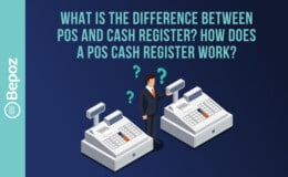 Difference Between Cash Registers and POS Systems