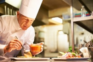 chef at work l 300x200 - 6 Ways to Increase Restaurant Profits with a POS System