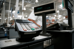 Cash Register POS System