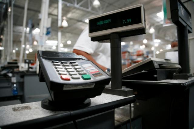 Cash Register POS System