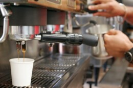 Retail Coffee Shop