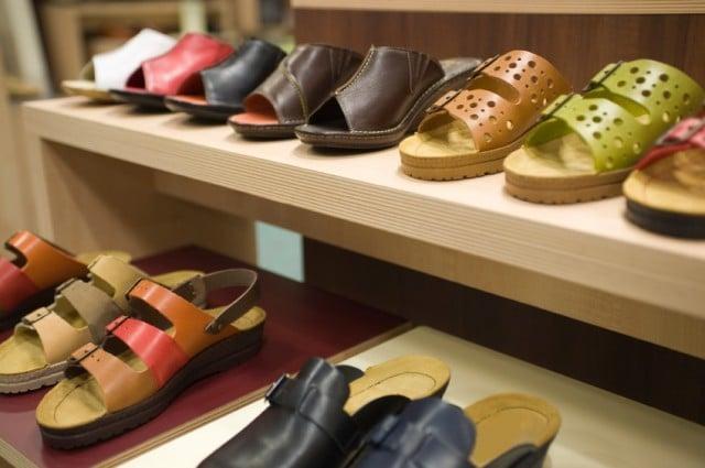 Shoe Retail Store POS System