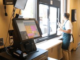 Donut Shop POS System