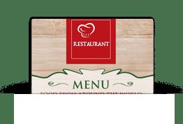 menu 1 - Quick Service (QSR) POS