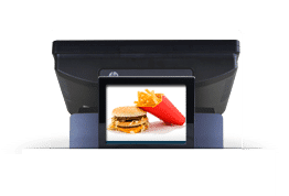 qsr lcd - Donut Shop Point of Sale System