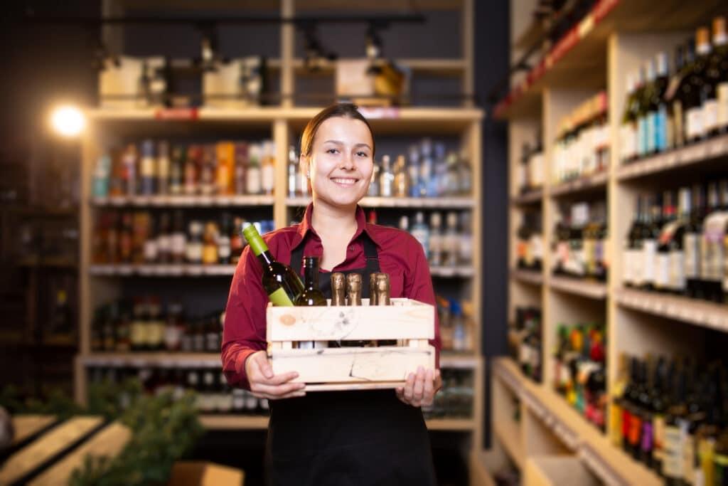 AdobeStock 252940377 1024x683 - Top Benefits of Multi-Store Liquor POS Systems
