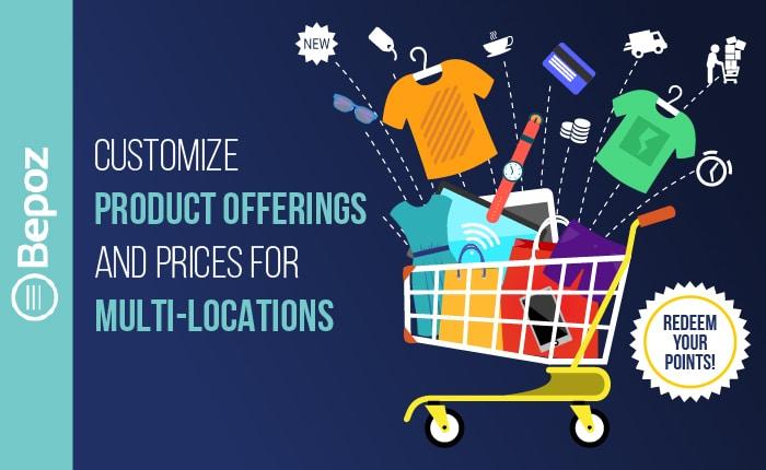 867768 BEPOZ 14 Customize product 2 102320 - Multi-Location & Enterprise POS Videos