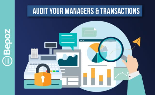 POS Security - Audit Your Employees & Transactions with Enterprise POS Security