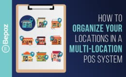 How to Organize Locations in a Multi-Location POS System using Venue, Stores and Tills
