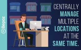 Centrally Manage Multiple Store Locations at the Same Time