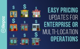 Easy Pricing Updates for Enterprise or Multi-Location Operations