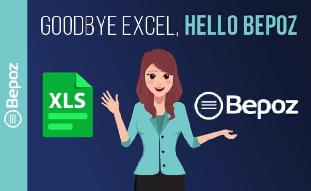 Goodbye Excel, Hello Bepoz - Excel Spreadsheets VS POS