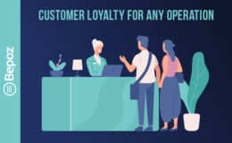 """Customer Loyalty for any operation """"Customer Account Management"""""""