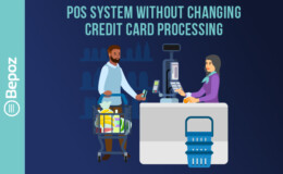POS System Without Changing Credit Card Processing