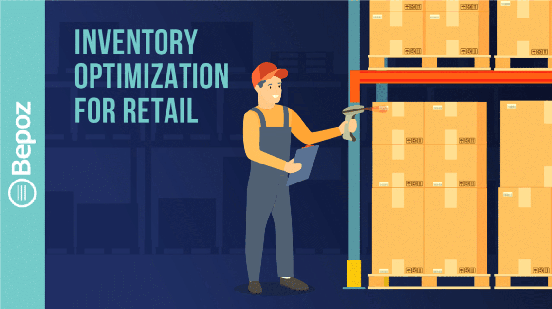 Bepoz Inventory Optimization for Retail - General POS Features Videos