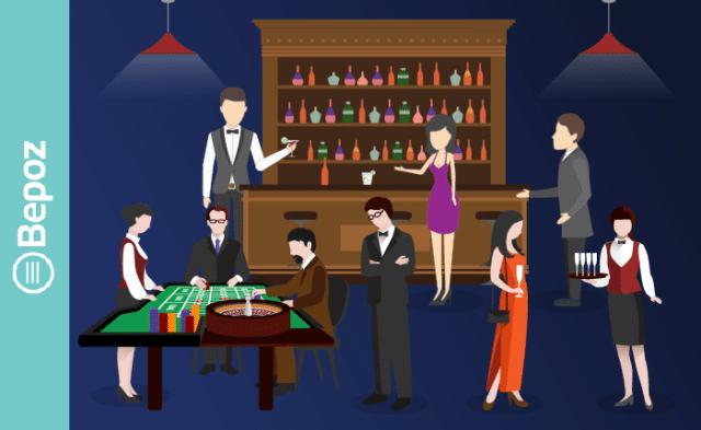 Casino Player Rewards and Discounts - POS Software
