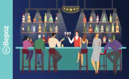 Bar Tab Pre-Auth for Casinos