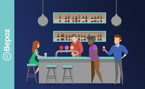 Bepoz Casino Liquor Dispensing Integration - Casino POS Videos